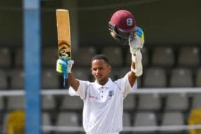 Dowrich, Holder Rescue Windies on Rain-truncated Day