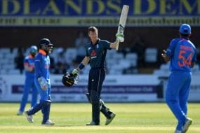 India 'A' Comprehensively Defeated by England Lions