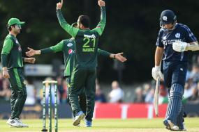 2nd T20I: Pakistan Beat Scotland by 84 Runs to Clinch Series