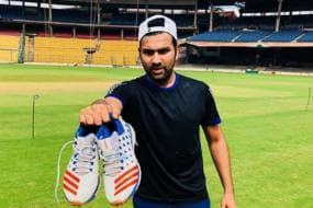 Rohit Sharma Clear to Join Indian Team After Passing Yo-Yo Test