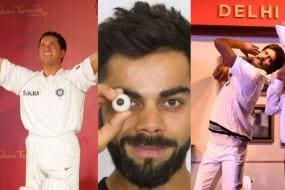 Vote Now | Which Cricketer's Wax Figure is Your Favourite at Madame Tussauds?