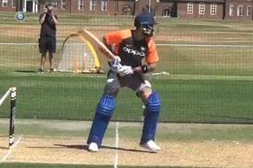 Kohli, Dhoni & Other Team India Batsmen Hit the Ground Running in London