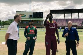 West Indies vs Bangladesh, 2nd ODI: Holder Leads Way as Hosts Win by 3 Runs