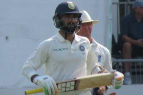 Karthik Unbeaten on 82, Kohli Among Runs Against Essex