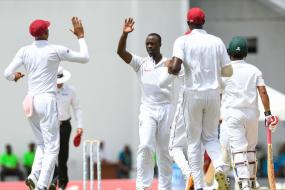 West Indies in Control After Dismissing Bangladesh for Just 43 in First Test