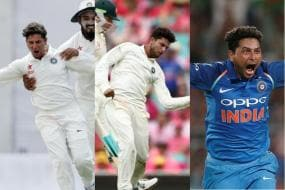Kuldeep Yadav - From Dharamsala to Sydney - Standout Spells Since International Debut