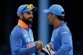WATCH | Kohli Depends a Lot on Dhoni in ODIs: Kumble