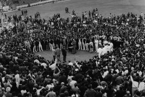 24th August 1971: Chandrasekhar Leads India to Maiden Series Win Over England