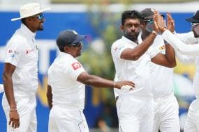 First Test: Sri Lanka Spinners Wreak Havoc to Beat South Africa Inside Three Days