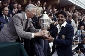 25th June, 1983: India Lift The World Cup Defeating Two-Time Champions West Indies