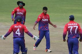 Nepal to Make ODI Debut in Two-match Series Against Netherlands