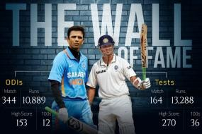Rahul Dravid, Ricky Ponting & Claire Taylor Inducted Into ICC Cricket Hall of Fame