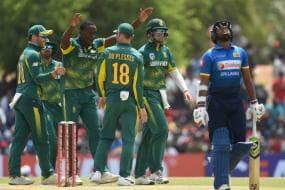 First ODI: Rabada, Shamsi Set Up South Africa's Big Win