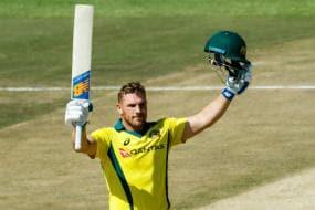 Finch Slams World Record Score in Australia's Demolition of Zimbabwe