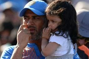 MS Dhoni's Daughter Ziva Celebrates India's Victory Over England With a Dance