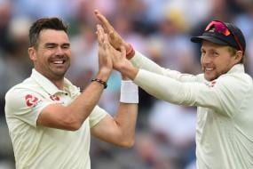 Don't See Any Reason Why I Can't Play The Ashes at 39: James Anderson