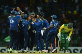 Spinners Star as Sri Lanka Win by Three Wickets Against South Africa in One-off T20I