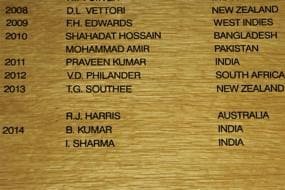 The Story of Lord's Honours Board and the Indian Presence On It