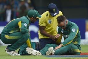 Faf Du Plessis Ruled Out of Remainder of Sri Lanka Tour