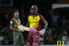 Bangladesh Level T20 Series With 12-run Win Over West Indies