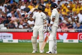 Kohli, Rahane Star for India Before Late English Fightback at Trent Bridge