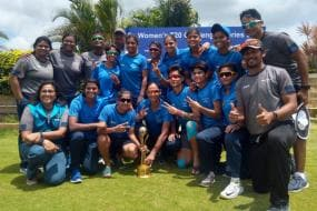 Patnaik: Women's T20 Challenger a Reminder of Need to Nurture Upcoming Talent