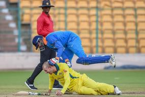 Match in Pics: India A vs Australia A - Quadrangular Series