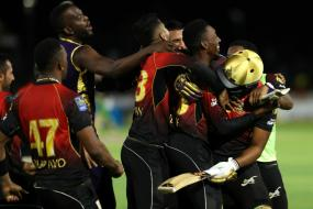 Bravo Brothers Propel Trinbago Knight Riders to Thrilling Victory
