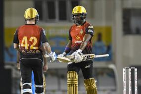 Bravo Slams 36-ball 94 as Trinbago Knight Riders Beat St Lucia Stars in CPL