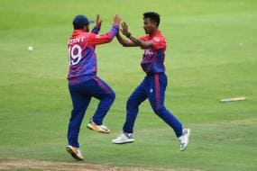 Nepal Register Historic Win, Beat Netherlands by One Run