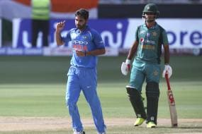 Was Feeling Pretty Confident Coming into the Pakistan Match: Bhuvneshwar Kumar