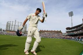 Alastair Cook Talks Of 'Surreal' Test Exit After Dramatic Ton