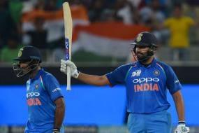 Rohit Sharma Rises to Career-Best Number 2 in ODI Rankings, Rashid Khan Tops All-rounder's Chart