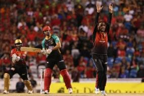 CPL 2018: Ahmed Three-for and McCullum 43 Help Knight Riders Set Up Final Date With Warriors