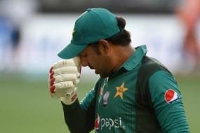 Sarfraz Heads Home After Four-Match Suspension for Racist Taunt