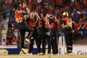 CPL 2018: Pierre, Munro Star as Knight Riders Win Third Title