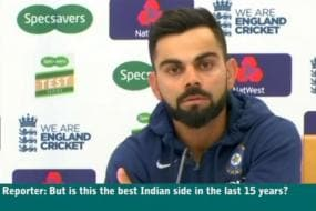 WATCH | Virat Kohli Has Disagreement With Reporter in Post Match Press Conference
