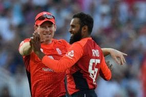 Eoin Morgan is the Reason Behind England's Transformation in ODI Cricket, Says Adil Rashid