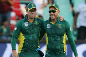Cricket World Cup 2019: AB De Villiers Row Didn't Really Impact Team: Du Plessis