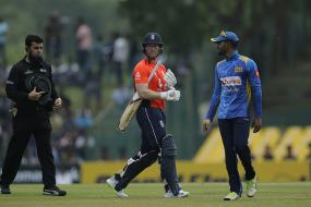 England Skipper Eoin Morgan Left Frustrated as Rain Plays Spoilsport