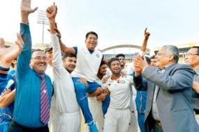 Win Last Year Was No Fluke, Have Backed it With Another Trophy: Pandit