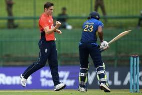 Clinical England Wrap ODI Series Despite Shanaka Pyrotechnics