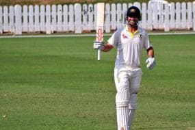Mitchell Marsh Ton Gives Australia Big Lead in Warm-up Game