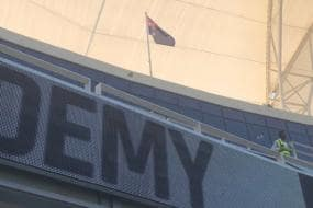Stadium Authorities Wave New Zealand's Flag Instead of Australia in Dubai