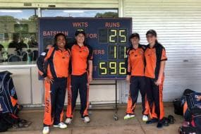 Adelaide Women's Team Amasses 596 Runs in 50-Over Match, Wins by 571 Runs
