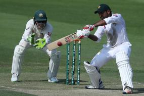 Australia Lose Two After Bowling Out Pakistan for 282