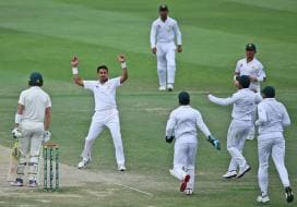 Dale Steyn Sees Future World Number 1 in Mohammad Abbas