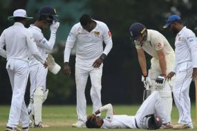 Sri Lanka's Pathum Nissanka Out of Danger After Suffering Blow to Head