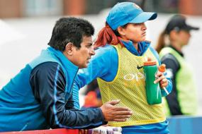 Ousted Women's Coach Tushar Arothe Skeptical of India's Chances at WT20