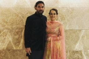 Wife Hazel Keech Reveals Yuvraj was in Tears When Kit Arrived on India Comeback